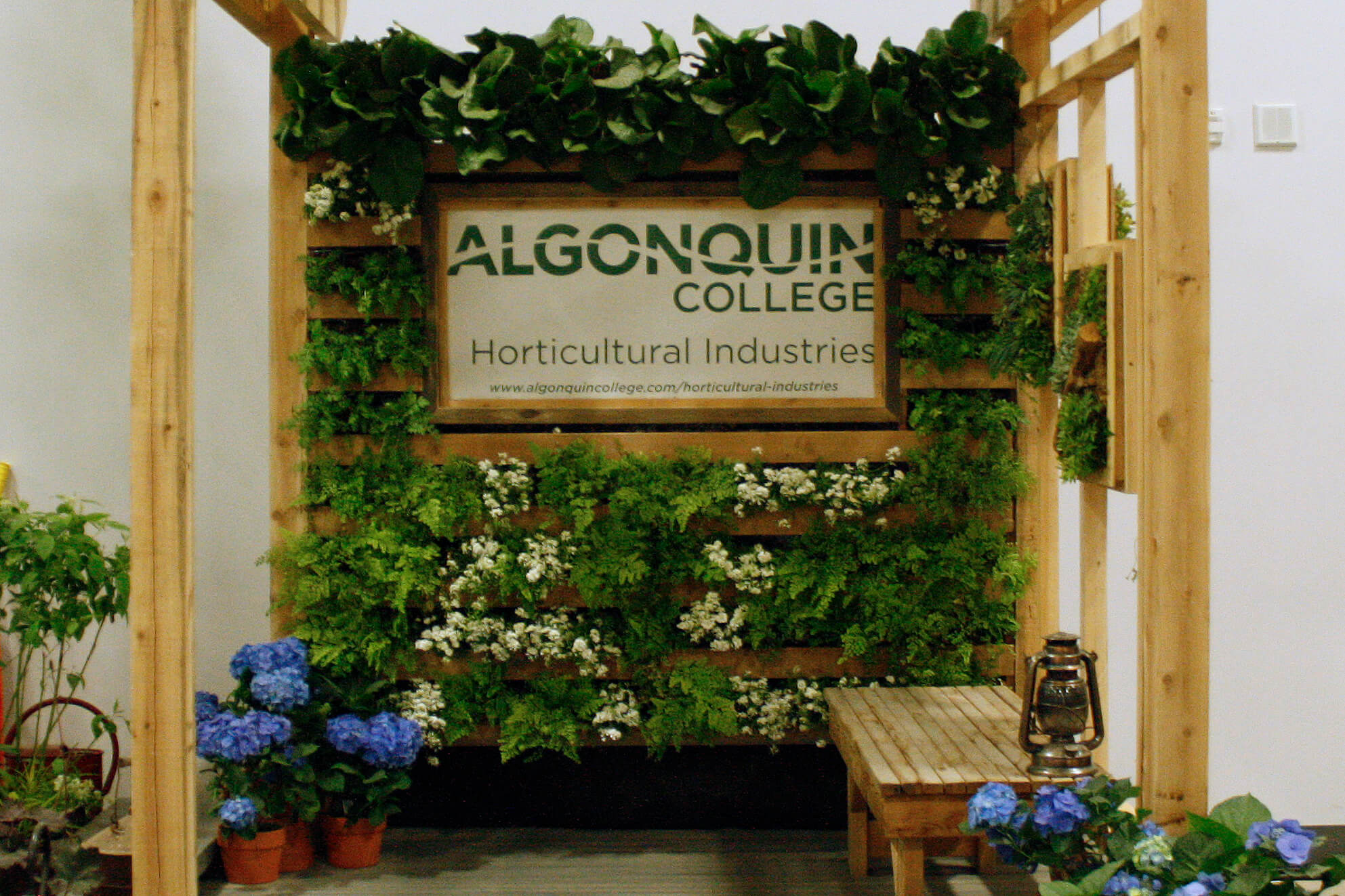 Ohgs2016 algonquin college landscape ontario for Garden design university
