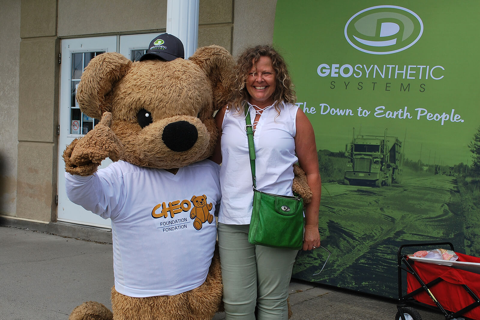 Presenting sponsor Geosynthetic Systems