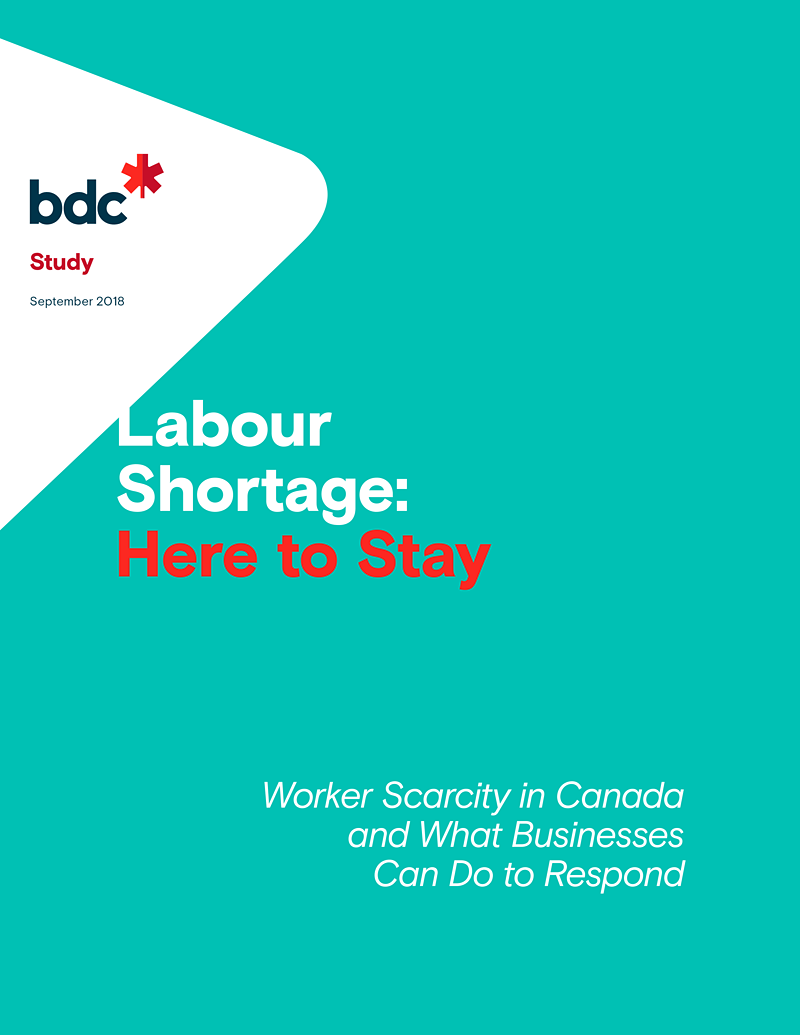 BDC Labour Shortage study sept. 2018