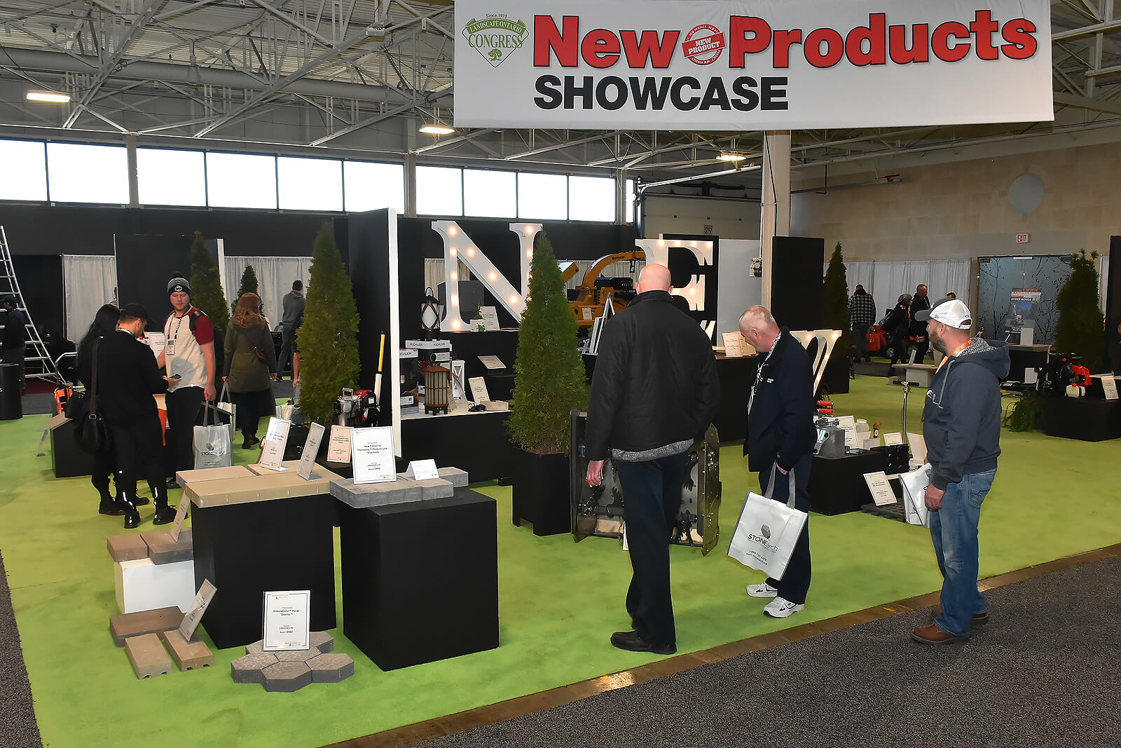 congress new products showcase