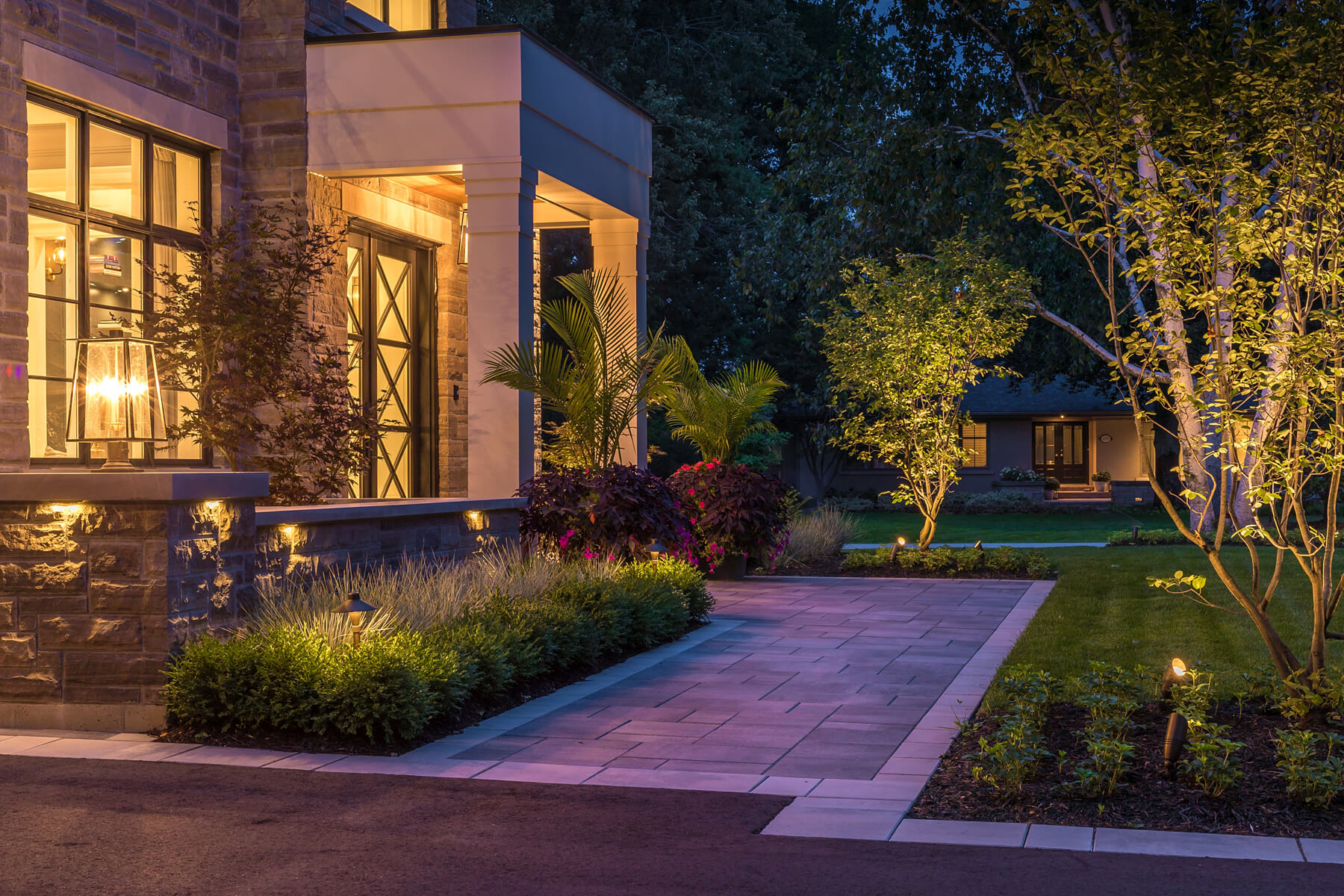 landscape nightlighting