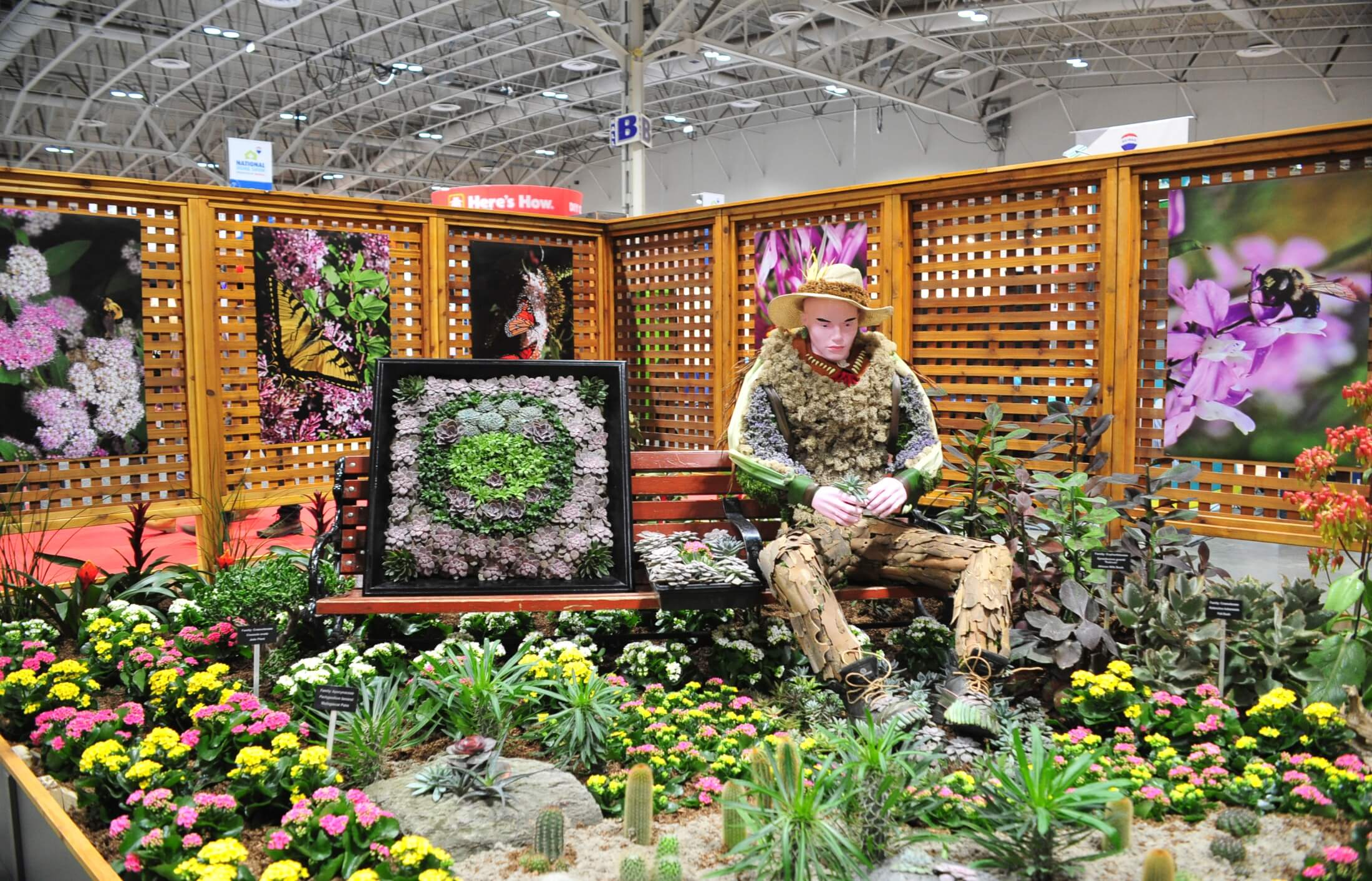 Canada Blooms 2019 Feature Garden Builder Awards