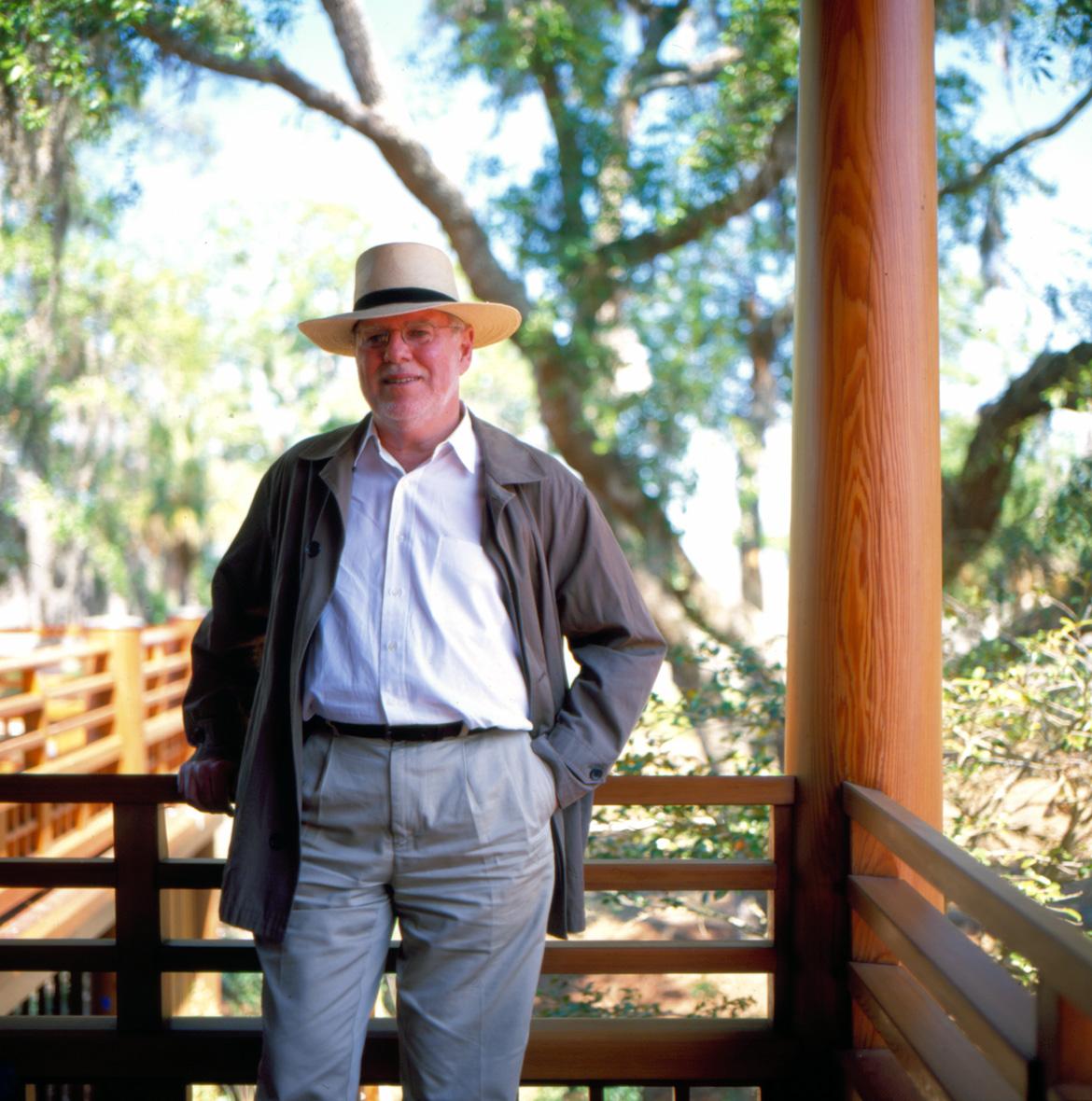 Garden History Matters In Memoriam James Van Sweden