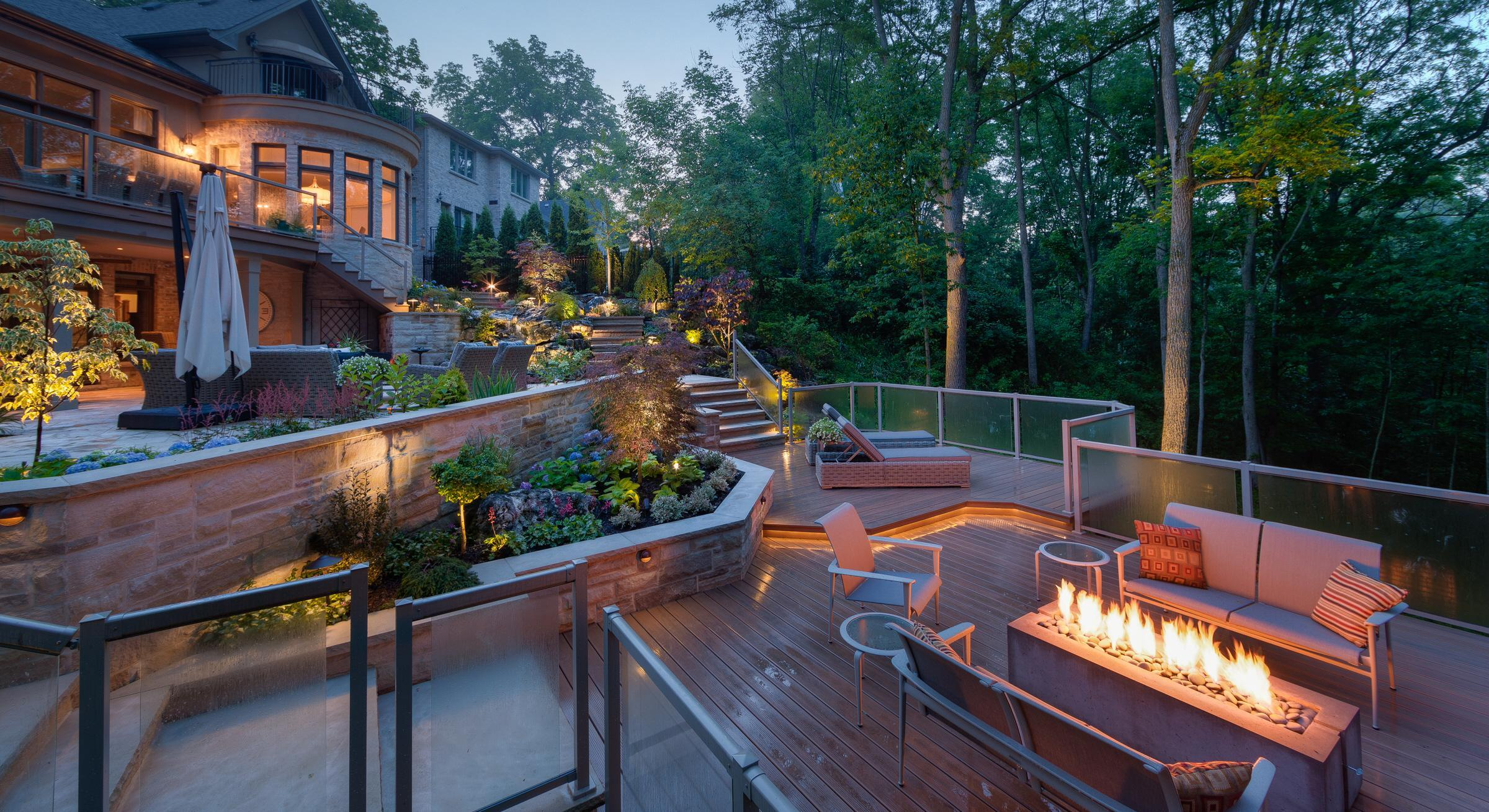 Esa Says All Landscape Lighting Installations Require Permits Wiring Outside Lights Award Winner