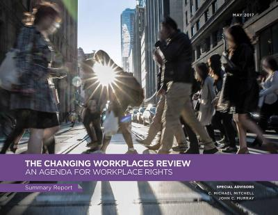 The Changing Workplaces Review